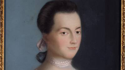 Biography: Abigail Adams poster image