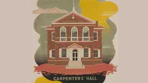 The Continental Congress poster image