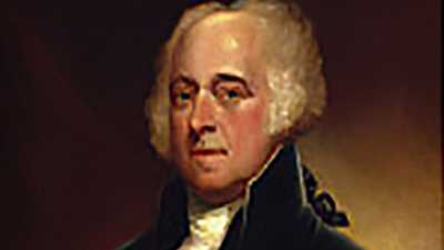 John Adams' Diplomatic Missions poster image