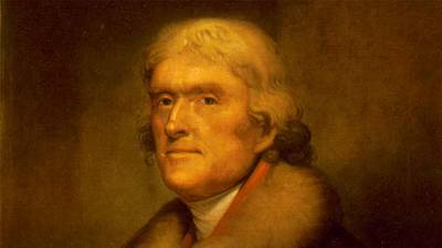 Thomas Jefferson poster image