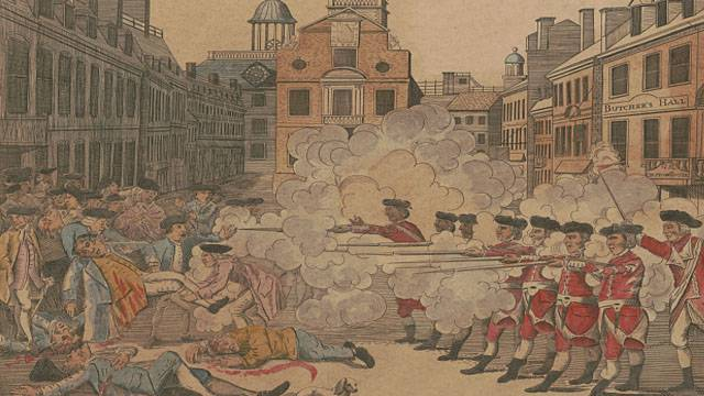 what really happened at the boston massacre