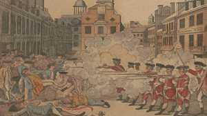 The Boston Massacre poster image