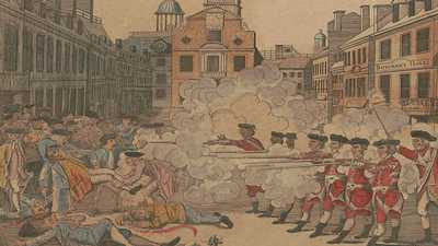 The Boston Massacre poster image