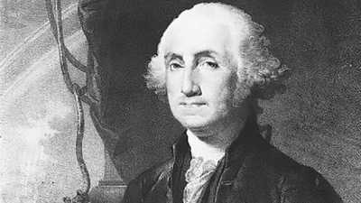George Washington poster image