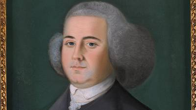 Biography: John Adams poster image