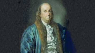 Biography: Benjamin Franklin poster image