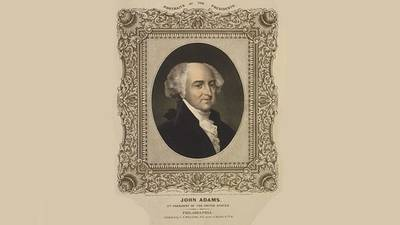 The Presidency of John Adams poster image