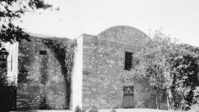 An Alamo Visit poster image