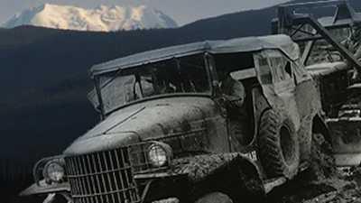 Building the Alaska Highway: Trailer poster image