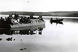 The Ferry Disaster at Charlie Lake poster image