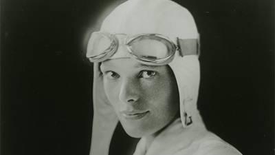 Amelia Earhart: Trailer poster image