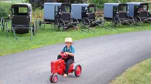 The Amish Today poster image