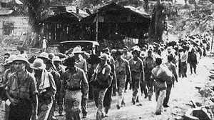 The Bataan POWs poster image