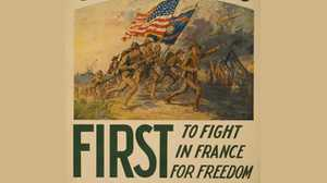 The Men Who Fought in Belleau Wood poster image