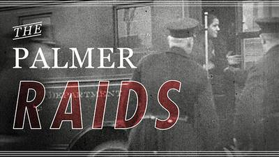 New | The Palmer Raids poster image
