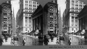 History of Wall Street poster image