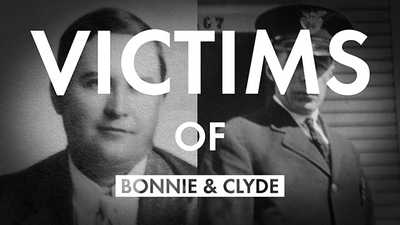 Victims of Bonnie & Clyde poster image