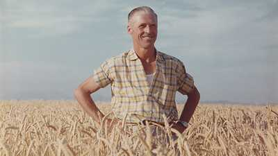 The Green Revolution: Norman Borlaug and the Race to Fight Global Hunger poster image