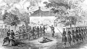 The Harpers Ferry Raid poster image