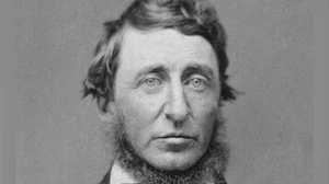 Henry David Thoreau poster image