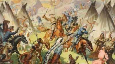 Buffalo Bill: Trailer poster image