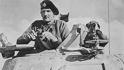Bernard Law Montgomery poster image