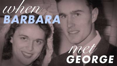 When Barbara Met Bush poster image
