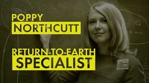 Poppy Northcutt: Return to Earth Specialist poster image