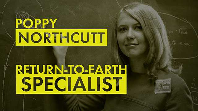Poppy Northcutt: Return to Earth Specialist