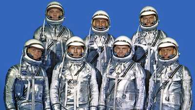 Project Mercury poster image