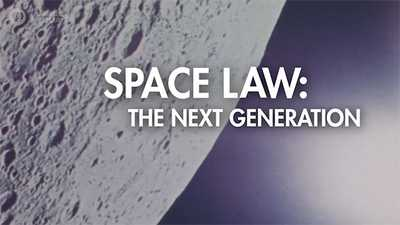 Space Law: The Next Generation poster image