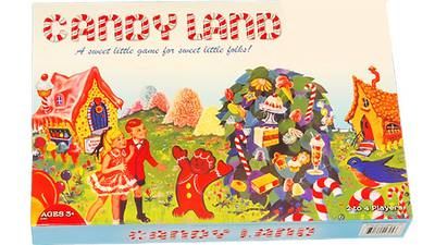 Candy Land poster image