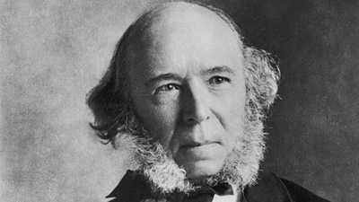 Herbert Spencer poster image