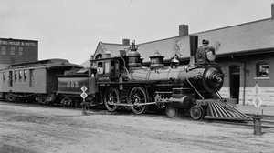 The Railroads poster image