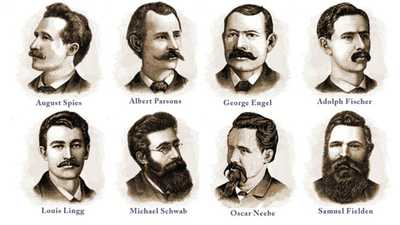 Eight Anarchists poster image
