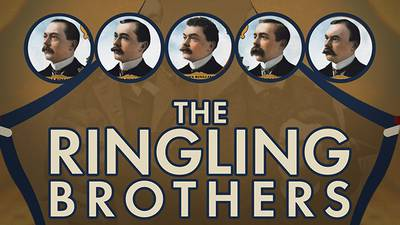 The Ringling Brothers poster image