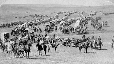 Black Hills Expedition of 1874 poster image