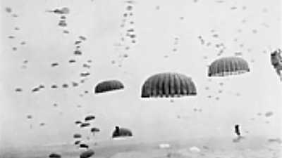 Paratroopers poster image