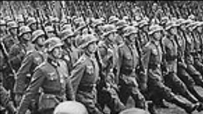 World War II in Europe poster image