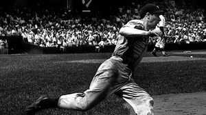 DiMaggio's Death and Will poster image