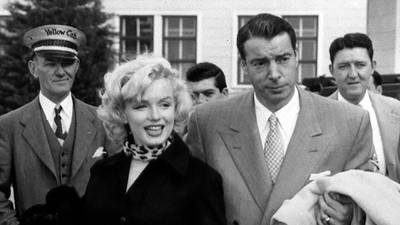 Meeting Marilyn and the Wedding poster image
