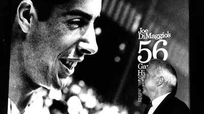Joe DiMaggio's Retirement poster image
