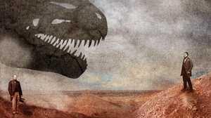 Dinosaur Wars: Trailer poster image