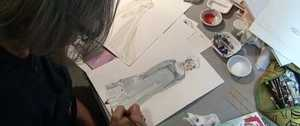 Behind the Scenes With the Costume Designer poster image
