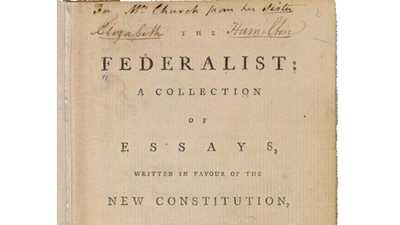 The Federalist and the Republican Party poster image