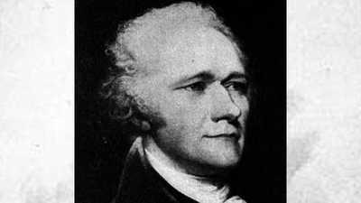 Alexander Hamilton poster image