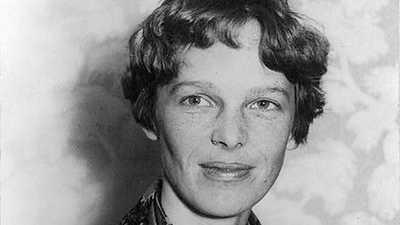 Amelia Earhart poster image