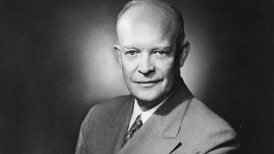 Opinion: John Eisenhower and Historians poster image