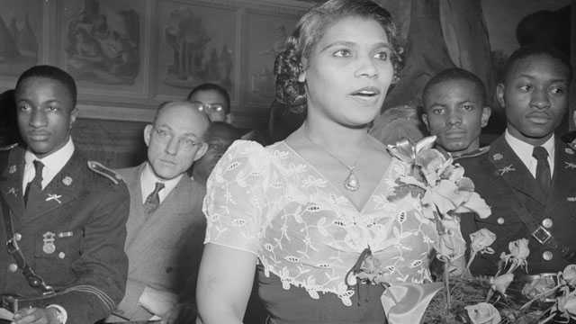 Marian Anderson: Musical Icon   American Experience   PBS