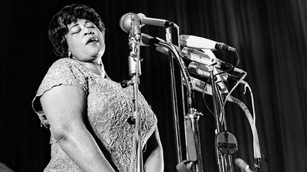 The Casual Excellence of Ella Fitzgerald